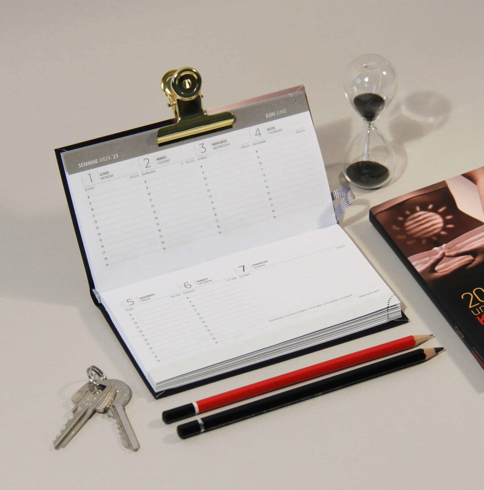 fabricant agenda entreprise & calendrier publicitaire professionnel