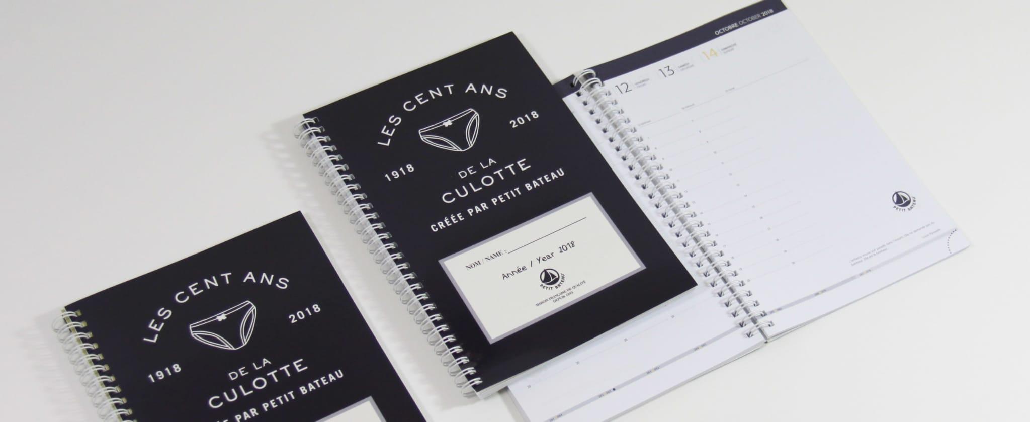 Agenda Carnet Calendrier Client Diapo11