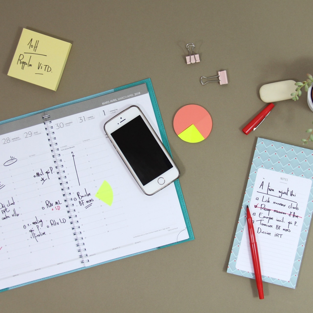 5 Astuces Pour Sorganiser Au Travail Actualite