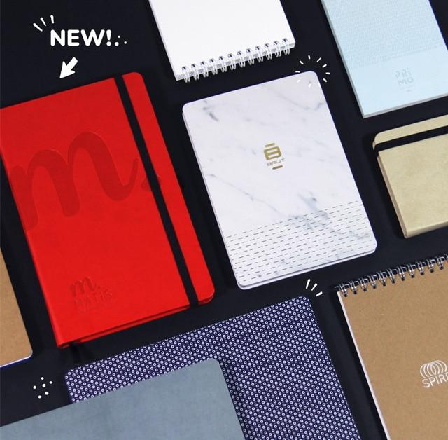 Decouvrez Notre Nouvelle Gamme Carnets Publicitaires 2019 Galerie