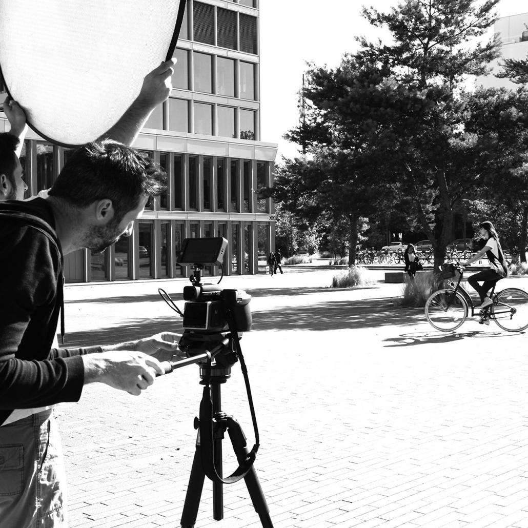 Journee Mon Agenda Video Making Of Actualite