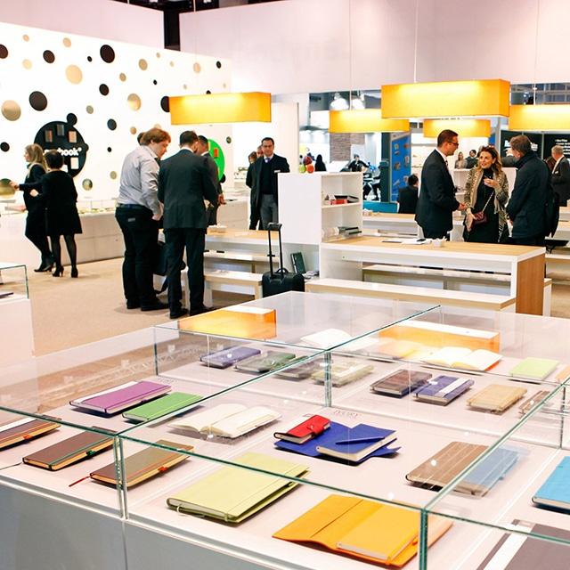 Paperworld 2018 Salon Galerie