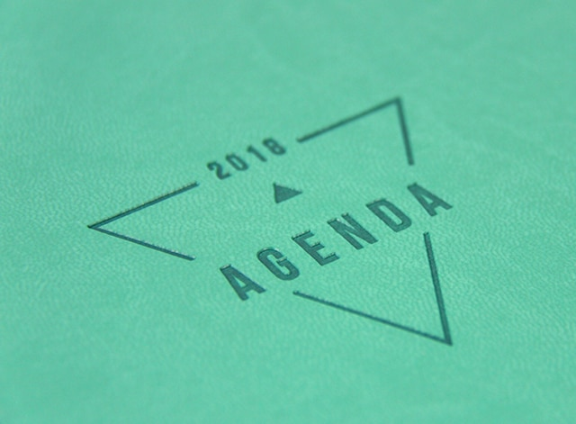 Personnalisez Votre Agenda 2018 Galerie