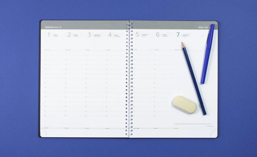 Agenda Bureau V27 Interieur 1