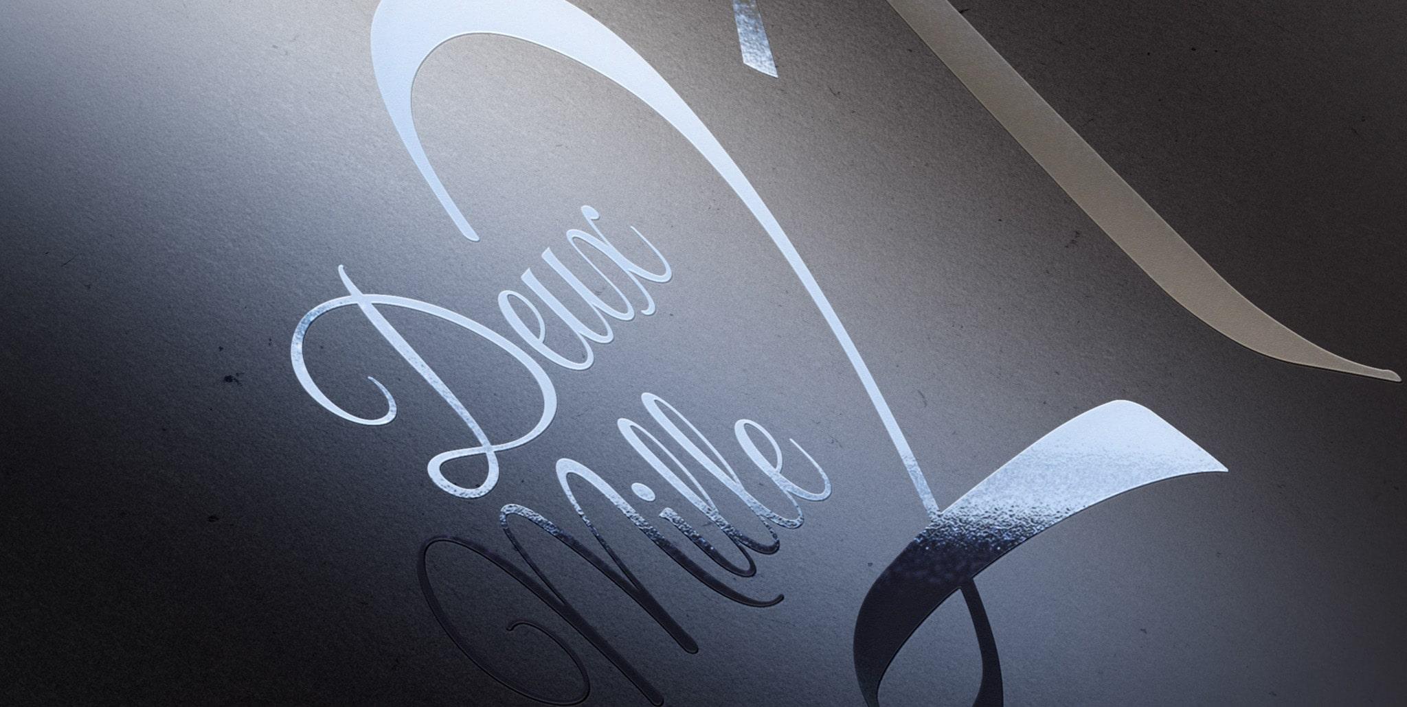 La Typographie Maitre Mot De Vos Creations Accueil